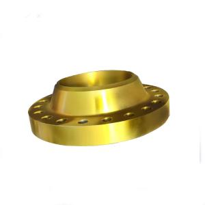 China DN10 - DN600 Copper - nickel alloy flanges , CuNi 90/10 Welding Neck Flange on sale