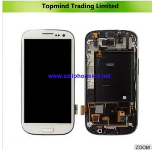 China For samsung galaxy s3 i9300 lcd screen digitizer assembly on sale