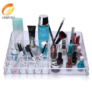 China Acrylic Organizer For Cosmetic Make Up Organizer Acrylic on sale