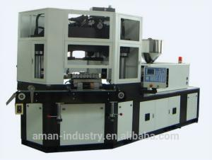 China auto ibm machine / injection stretch blow moulding machine on sale