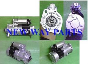 China STARTER MOTOR KUBOTA TRACTOR M8200SDNBF M8200DT-F M008T70971 1c010 63012 63011 12v 2.5kw on sale