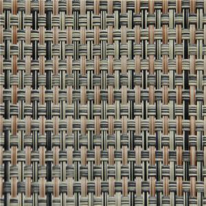 China Teslin Woven Eyelet Mesh Fabric For Beach Chair 70% PVC 30% Polyester on sale