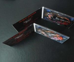 China cd replication with digitray packing,with booklets packing, shrinking wrapping,music cd replication on sale