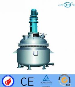 China Sliver Milk Transport Tank Stirred Tank Fermentor For Liquid 2B on sale