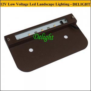 China LED 12V Under Deck Rail Light for Masonry Stone Cap Light Low Voltage LED Brick Paver Light and Hardscape Light on sale