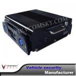 Dvr standard de véhicule de disque dur pour le degré de sécurité d'autobus