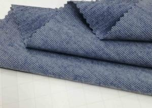 China Recycled plain dyed deodorization 100% polyester weft knitted single jersey fabric textile on sale