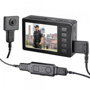 China Visiondrive VD5000II Mini HD 1080P Police Cam DVR Body Camera with 8MP Camera on sale