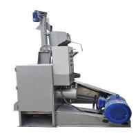 Spiral cold press mustard sesame seed oil press machine with vacuum filter