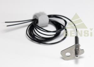 China Flange Type NTC Temperature Probe For Dryer / Water Heater And Microwave Oven on sale