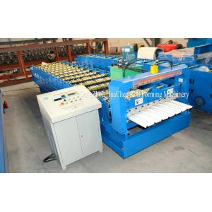 China Automatic Wall Panel Cold Roll Forming Machine Roof Sheet Making Machine on sale