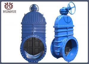 China Water Pipe Line Resilient Seated Gate Valve With PN10 Working Pressure on sale