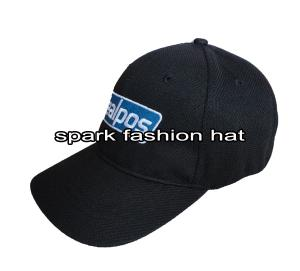 Quality Customize one size fits all flex fitted basebal hat with plain embroidery logo for sale