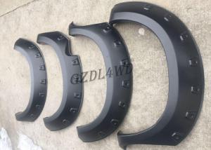 China Bolt On Style Fender Flare For Toyota Hilux Vigo 2012-2014 4x4 Auto Parts Wheel Eyebrow on sale