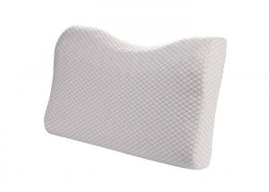 China Neck Pain Hypoallergenic Memory Foam Massage Pillow Comfortable For Hotel on sale