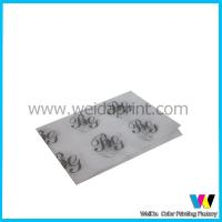 PMS / CMYK 17g Soft Tissue picture printed Gift personalised Wrapping Paper