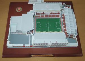 China footboll Stadium 3d model on sale