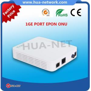 China China supplier HZW-E801 1GE Epon ONU for resident and business users on sale
