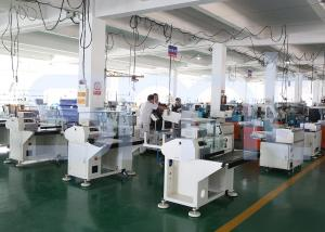 China Industrial Electric Motor Winding Machine Semi - Auto Coil Winding Machine on sale