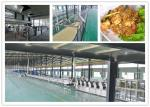 ISO Secured Fried Instant Noodle Production Line with CE Making Instant Noodles