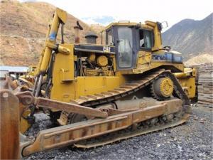 used crawler bulldozer Caterpillar D8R for sale – Used