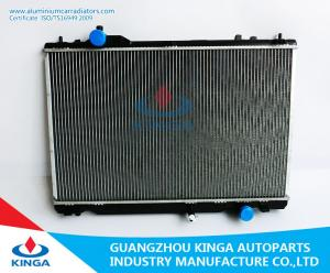 China Professional  aluminium car radiators For TOYOTA Lexus'07-10 LS460 MT on sale