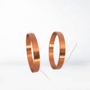 China Polyester Enameled Round Copper Wire Class1 Magnet Wire With High Heat Resistance on sale