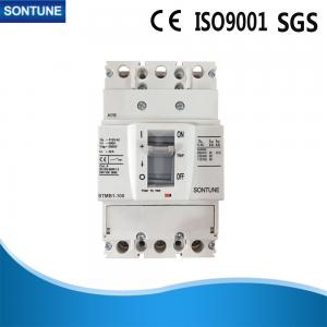 China Plastic STMB MCCB Circuit Breaker , Motor Protection Molded Circuit Breaker on sale