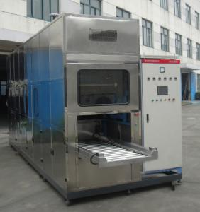 China Automotive die-casting aluminum parts through drying eight-slot ultrasonic cleaning machine on sale