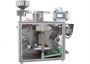 China Double Foil Pharmaceutical Blister Packaging Machines Blister Pack Sealing Machine on sale