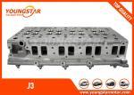 Hyundai Terracan Parts J3 Engine Cylinder Head 22001 - 4XA00 2.9CRDI