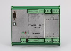 China PLC Programable Logic Controler With Transistor Input / NPN Transistor Output on sale