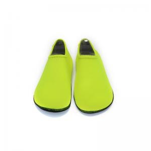 China Protective Neoprene Beach Socks  / Unique Durable Neoprene Aqua Socks on sale