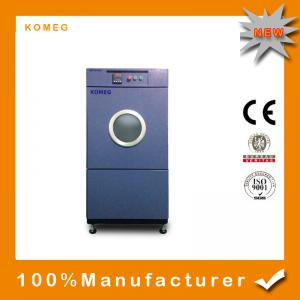 China Vacuum Drying Oven 130 PA With Vacuum Pump PID Control For Electronic Component on sale