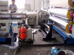 China Linha decorativa da extrusão da placa do PVC com sistema de controlo preciso da temperatura wholesale