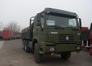 China 6x6 Driving Type Heavy Cargo Truck 290HP WD615.62 Engine Army Supply Truck on sale