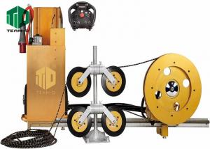 China Hydraulic Powered Concrete Wall Saw Machine Easy Operation For Large Scale Cutting on sale