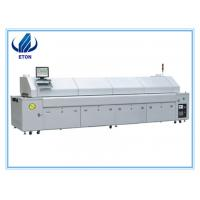 China LED SMT Reflow Oven PCB computer chips welding machine air wave station/  led soldering oven on sale