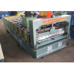 China Hydraulic Cutting Cold Roll Forming Machines , Steel Roll Forming Machine on sale