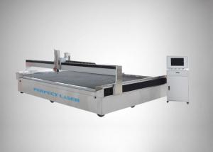 China Automatic 5 Axis CNC Water Jet Metal Cutting Machine High Speed For Stone / Ceramic on sale