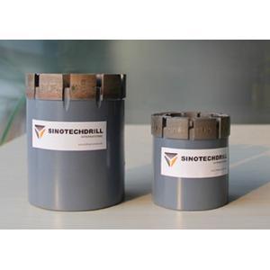 China Core Drilling Accessories NQ Wireline Impregnated Diamond Core Cutting Drill Bits For Hard Rock on sale