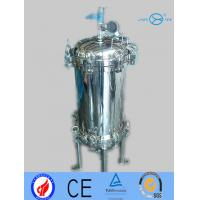 Polished Surface Millipore Filter Housing 10 Water Filter Housing