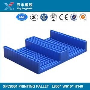High quality flat top design Injection molding three-foot