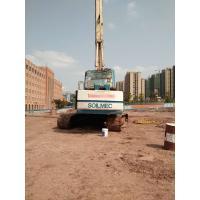 italy 2002 Drilling Machine Soilmec R618  R518   Soilmec Used Rotary Drilling Rig