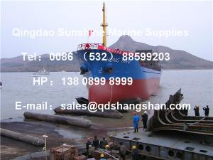 China marine rubber airbag marine salvage airbag marine launching airbag on sale