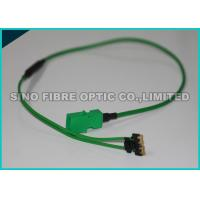 3.0mm Bare Ribbon Fiber Optic Assembly 48F Multimode OM3 Fiber Optic Cable MTP - MXC Plug