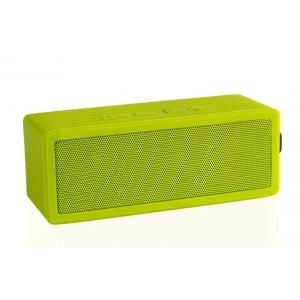 China Waterproof SOS BK3.0 Bluetooth Cube Speaker , Digital USB Audio Bluetooth Speaker on sale
