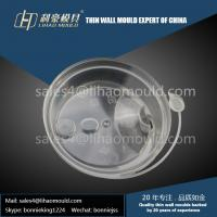 professional take away thin wall coffee cup cover mould manufacturer