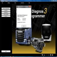 China 2017 Newest Scania VCI & VCI2 SDP3 V2.31 Software Automotive Diagnostic Software for Trucks/Buses on sale