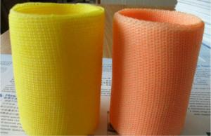 China Polymer Athletic Waterproof Medical Tape Bandage , Yellow / Orange Colors on sale
